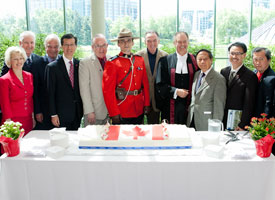 Canada Day Citizenship Ceremony