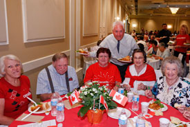 Canada Day Seniors Lunch