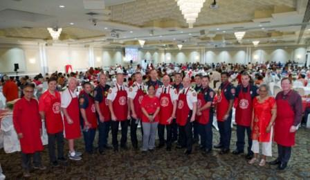 Canada Day Seniors Lunch 2018