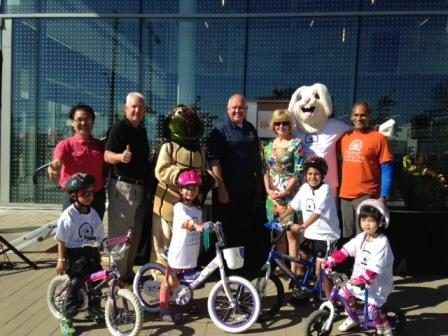 Cycle Day in Markham