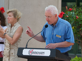 Speaking at the Accessibility Fair