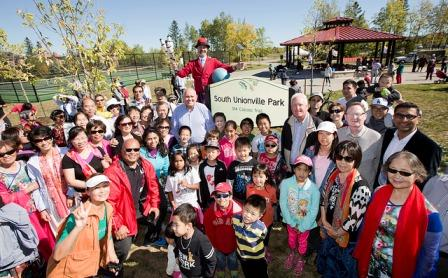 South Unionville Park Opening