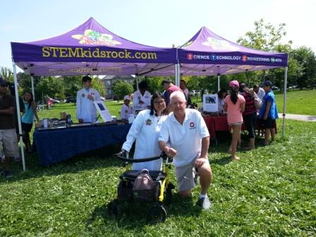STEM Kids Rock with Jordan