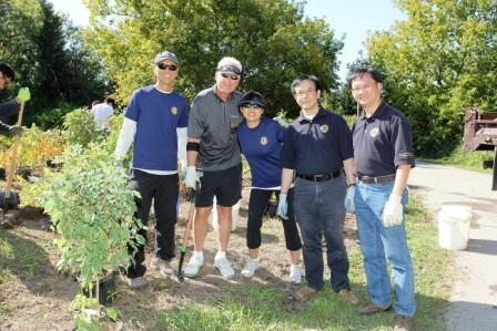 Tree Planting - Improving our environment